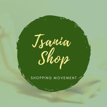 Logo Tsaniaa shop2