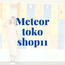 Logo Meteor toko shop11