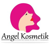 Logo angel kosmetik