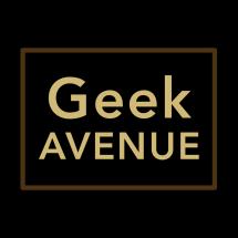 Logo Geek Avenue