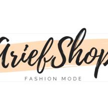 AriefShop Logo