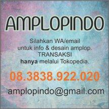 Logo amplop indonesia