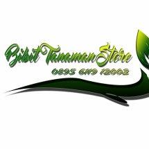 Logo bibit tanaman store
