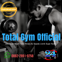 Total Gym Official Logo