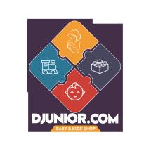 DJUNIOR.COM Logo