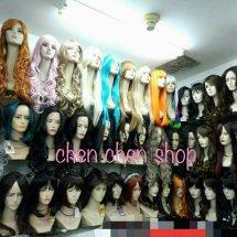 Logo chen wig online shop