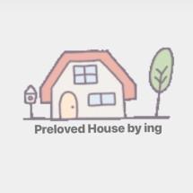 Preloved House by ing Logo