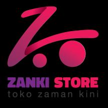 Logo Zanki Mart Store
