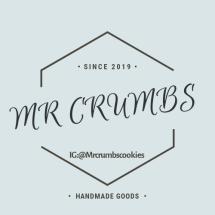 Logo Mr. Crumbs Cookies