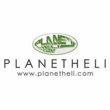 Planetheli Online Shop Logo