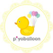 Logo piyoballoon