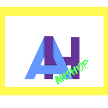 Ahshop84 Logo