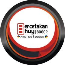 Logo PERCETAKAN DHUY