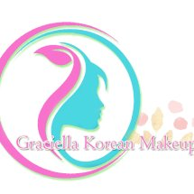 Logo Graciella korean makeup