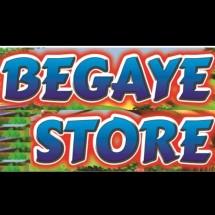 Logo Begaye Store