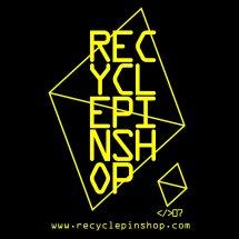 Logo recycle pinshop