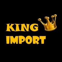 Logo KING IMPORT