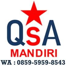 Logo qsa mandiri