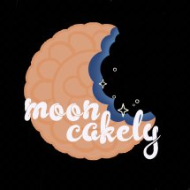 Logo Mooncakely