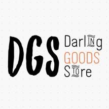 Logo Darling Goods Store