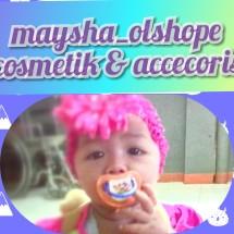 Logo maysha_olshope