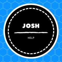 Logo josh help