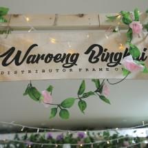 Logo Waroeng Bingkai