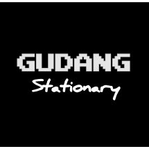 Logo Gudang Stationary
