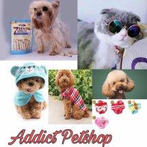 Logo Addict Petshop