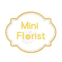 Logo mini florist