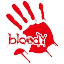 Logo Bloddy Shop