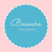 Logo toko buku baswara