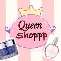 Logo queen shoppp
