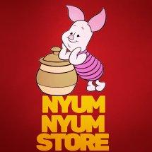 Logo Nyum Nyum Store