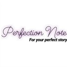 Logo Perfection Note