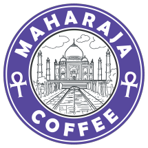 Logo Maharaja Coffee