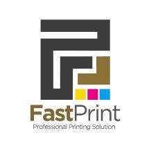 Logo Fast Print Bandung