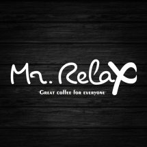 Logo Mr. Relax Coffee Store