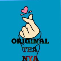 ORIGINAL TEA NYA Logo
