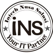 Intech Nusa Solusi Logo