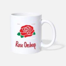 Logo Rose OnShop