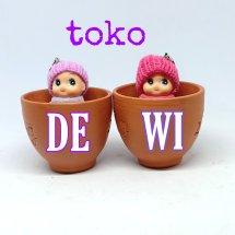 Logo Toko Dewi Tegal