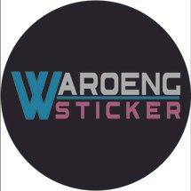 Logo waroeng_sticker