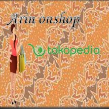 Logo ARIN ONSHOP