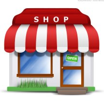 Logo ALRIS SHOP ID