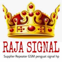 RAJA SIGNAL Logo