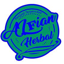 alfian herbal Logo