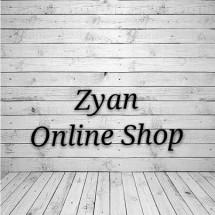 Logo zyan onlineshop