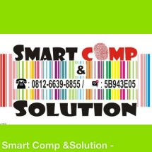 Smart Comp & Solution Logo