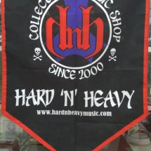Logo Hard N Heavy Music